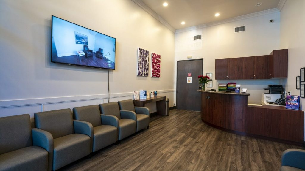 Wound Care Los Angeles Office